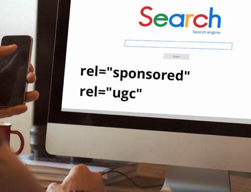 Google Ugc ve Sponsored Tanımlamalarını Duyurdu